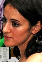 Amy Sahba, photo by Shahram Dana