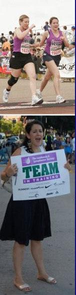 Amy Sahba, Marathon woman